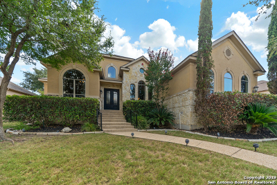 Helotes Single Family Home New: 143 Santa Ursula