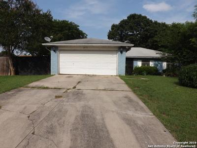 San Antonio Single Family Home New: 4710 Spiral Creek
