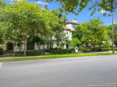 Alamo Heights Condo/Townhouse Price Change: 100 Castano Ave #3