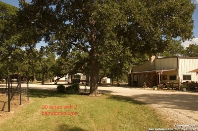 Bandera TX Single Family Home For Sale: $639,000