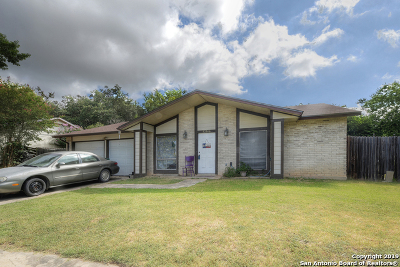San Antonio Single Family Home New: 12806 Tarrytown St