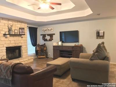 Wimberley Single Family Home Price Change: 13 Round Bluff Circle