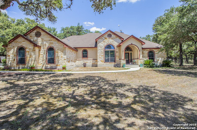 La Vernia Single Family Home For Sale: 125 Legacy Ranch Dr