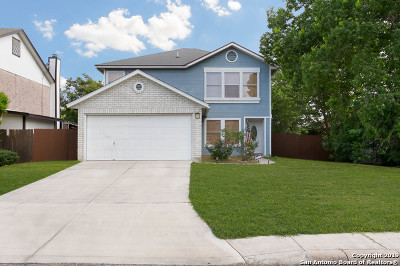 San Antonio Single Family Home New: 11507 Rabbit Springs
