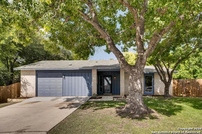 San Antonio Single Family Home New: 16406 Spruce Cove St