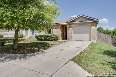 San Antonio Single Family Home New: 11102 Indian Canyon