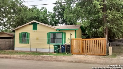 San Antonio Single Family Home New: 2708 Colima St