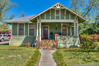 Guadalupe County Single Family Home New: 208 W Ireland St