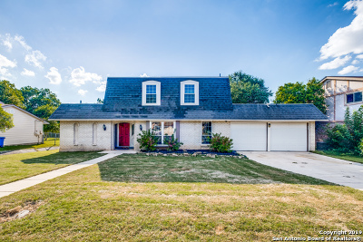 San Antonio Single Family Home New: 3507 Sugarhill Dr
