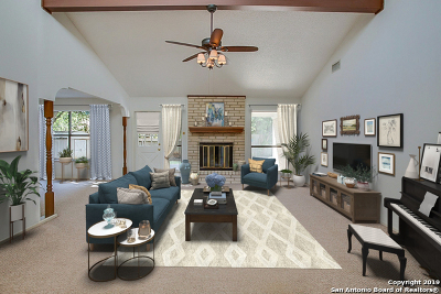 San Antonio Single Family Home New: 7615 Bresnahan St