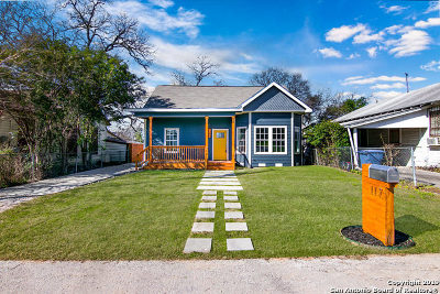San Antonio Single Family Home New: 117 Spruce St