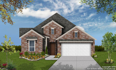 Boerne Single Family Home New: 120 Escondido