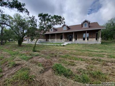 Atascosa County Single Family Home New: 5894 Fm. 3175