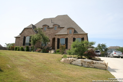 Boerne Single Family Home Active Option: 28715 Kings Gate