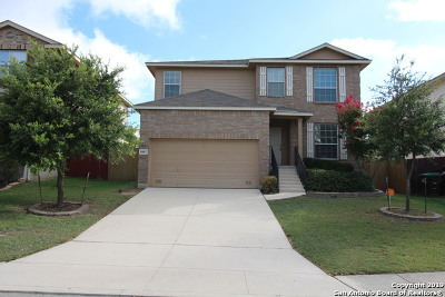 San Antonio Single Family Home New: 10807 Ranchland Fox