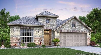 San Antonio Single Family Home New: 11914 Pitcher Road