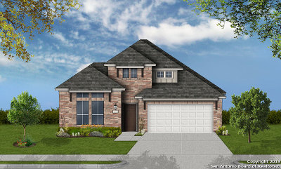 Boerne Single Family Home New: 116 Simpatico