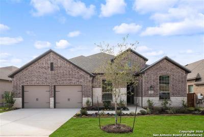 San Antonio Single Family Home New: 4050 Monteverde
