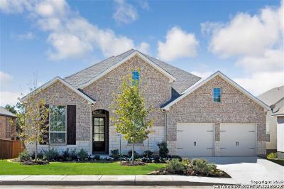 San Antonio Single Family Home New: 4102 Monteverde Way