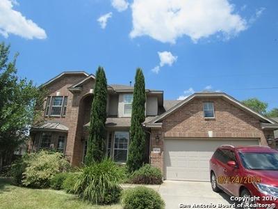 San Antonio Single Family Home New: 9514 Mariposa Pass