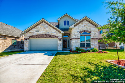 San Antonio Single Family Home New: 2210 Derussy Hills