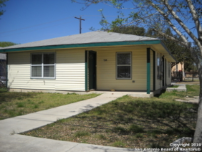 Seguin Single Family Home New: 728 & 738 Elley St