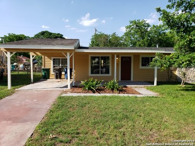San Antonio Single Family Home New: 6119 Deer Valley Dr