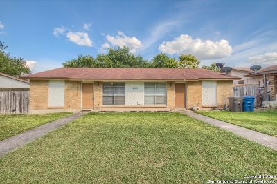 San Antonio Multi Family Home New: 11530 Casa Alto St