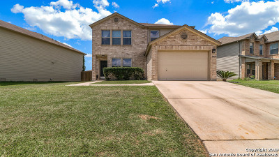 San Antonio Single Family Home New: 10627 Terrace Glen