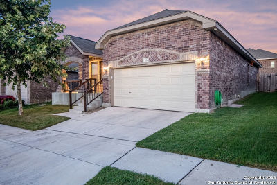 San Antonio Single Family Home New: 1326 Kingbird Ct