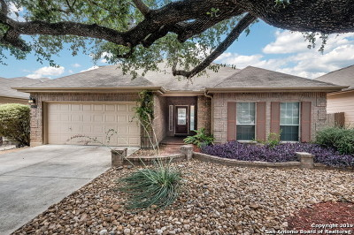 San Antonio Single Family Home New: 4839 Osborn Glade