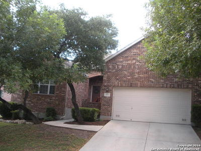 San Antonio Single Family Home New: 3235 Gazelle Range