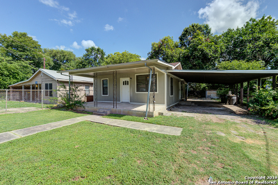 San Antonio Single Family Home New: 818 Vermont St