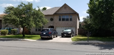 San Antonio Single Family Home New: 17010 Cortland Rdg