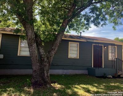 San Antonio TX Single Family Home New: $117,000