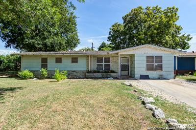 San Antonio TX Single Family Home New: $78,000