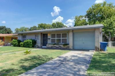 San Antonio Single Family Home New: 4214 Kilrea Dr