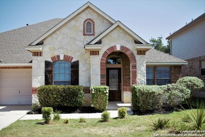 San Antonio Single Family Home New: 2615 Amber View