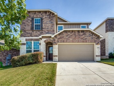 San Antonio Single Family Home New: 12963 Limestone Way