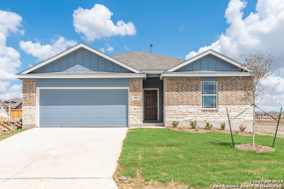 San Antonio Single Family Home New: 10603 Rosalina Loop
