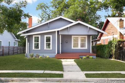 San Antonio TX Single Family Home New: $287,500