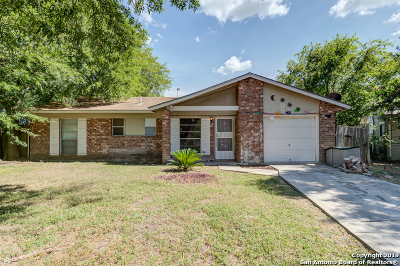 San Antonio Single Family Home New: 4906 Waycross Ln