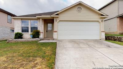 San Antonio TX Single Family Home New: $216,000