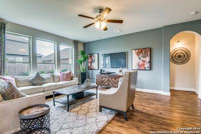 Schertz TX Single Family Home New: $372,195