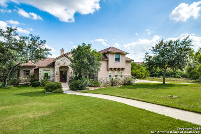 San Antonio Single Family Home New: 22915 Fossil Peak