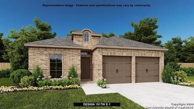 Seguin Single Family Home New: 2972 Grove Terrace