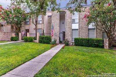 San Antonio TX Condo/Townhouse New: $165,000