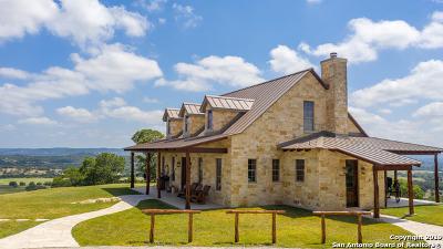Medina Farm & Ranch For Sale: 874 Elm Creek Rd