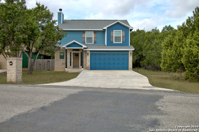 Wimberley Single Family Home Price Change: 27 Pleasant Valley Rd