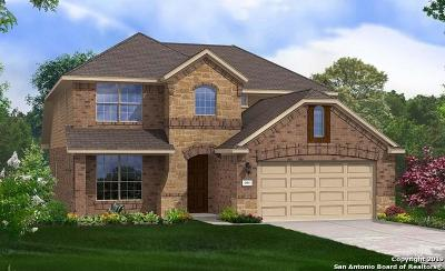 Boerne Single Family Home New: 27907 Caymus Cove